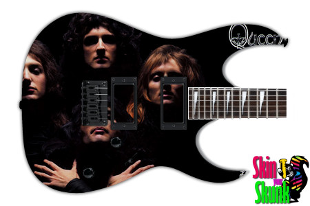 Buy Guitar Skin Rockart Queen