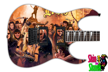 Buy Guitar Skin Rockart Respect