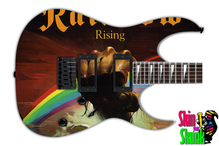 Buy Guitar Skin Rockart Rising