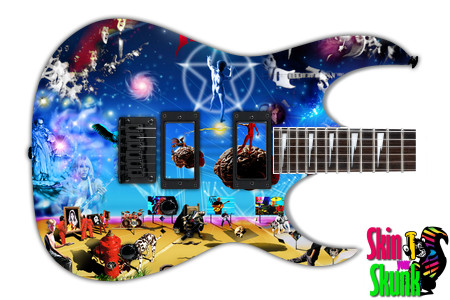 Buy Guitar Skin Rockart Rush