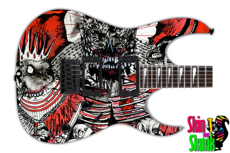 Buy Guitar Skin Rockart Shred