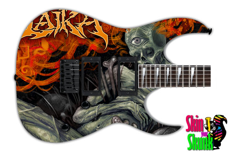 Buy Guitar Skin Rockart Sleep