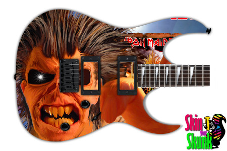 Buy Guitar Skin Rockart Teeth
