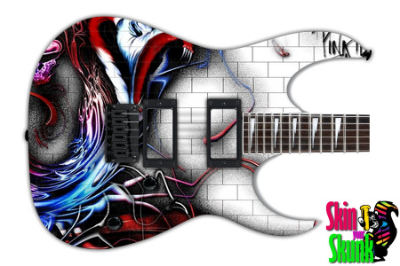 Buy Guitar Skin Rockart Wall