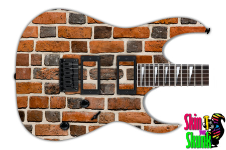 Buy Guitar Skin Texture Brick