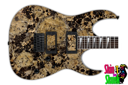 Buy Guitar Skin Texture Brown
