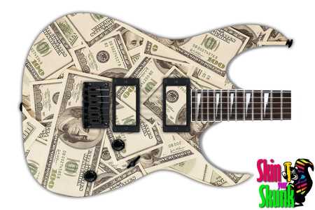 Buy Guitar Skin Texture Cash