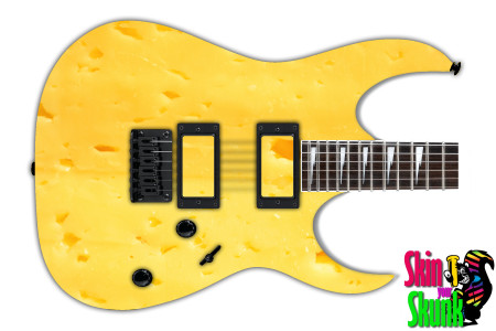 Buy Guitar Skin Texture Cheese