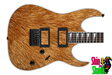Buy Guitar Skin Texture Fur