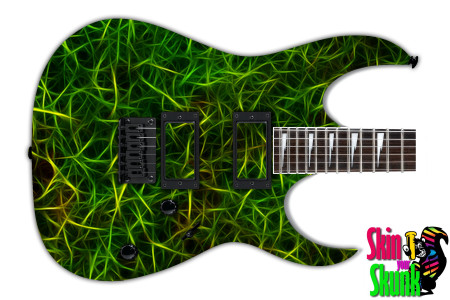 Buy Guitar Skin Texture Grass