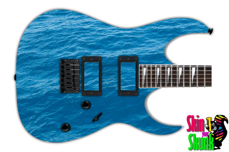 Buy Guitar Skin Texture Lake