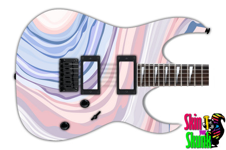 Buy Guitar Skin Texture Marblish