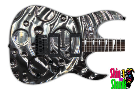 Buy Guitar Skin Texture Metalic