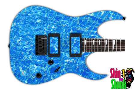 Buy Guitar Skin Texture Water