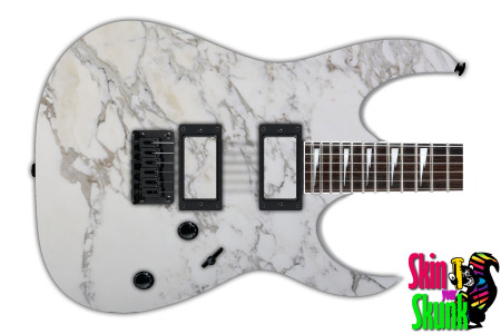 Buy Guitar Skin Texture Whitemarble